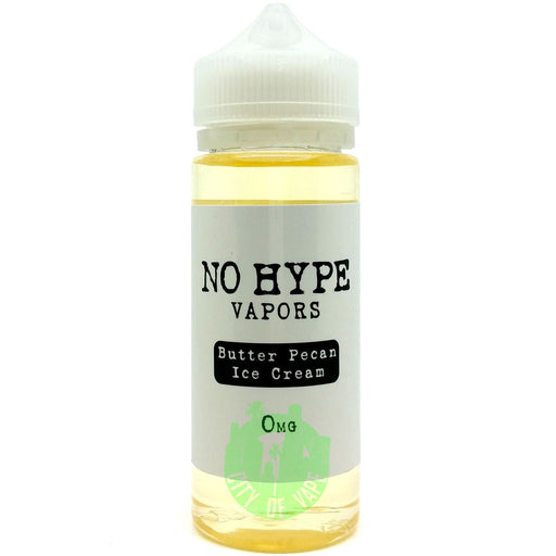 BUTTER PECAN ICE CREAM BY NO HYPE VAPORS 120ML