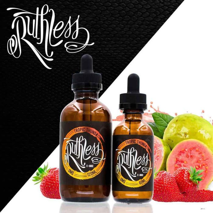 TROPIC THUNDA - RUTHLESS VAPOR - 60ML - Vapers Dubai