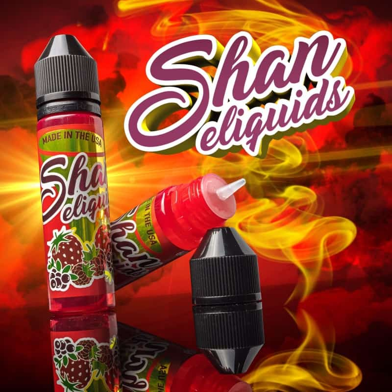 SHAN BY SHAN E-LIQUID- 60ML - Vapers Dubai