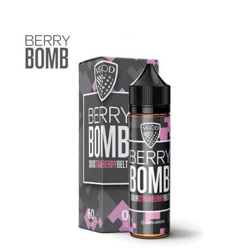 BERRY BOMB - VGOD - 60ML - Vapers Dubai
