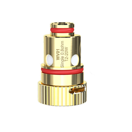 WISMEC WV SERIES REPLACEMENT COILS DUBAI (5pcs/pack) - Vapers Dubai