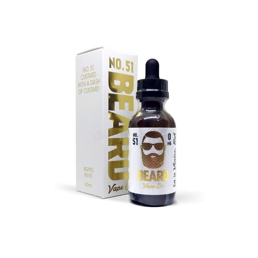 BEARD VAPE CO. NO.51 - 60ML EDITION - Vapers Dubai