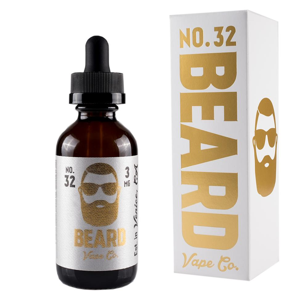 BEARD VAPE CO. NO.32 - 60ML EDITION - Vapers Dubai