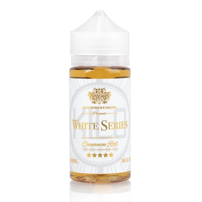 CINNAMON ROLL - KILO - WHITE SERIES - 100ML - Vapers Dubai
