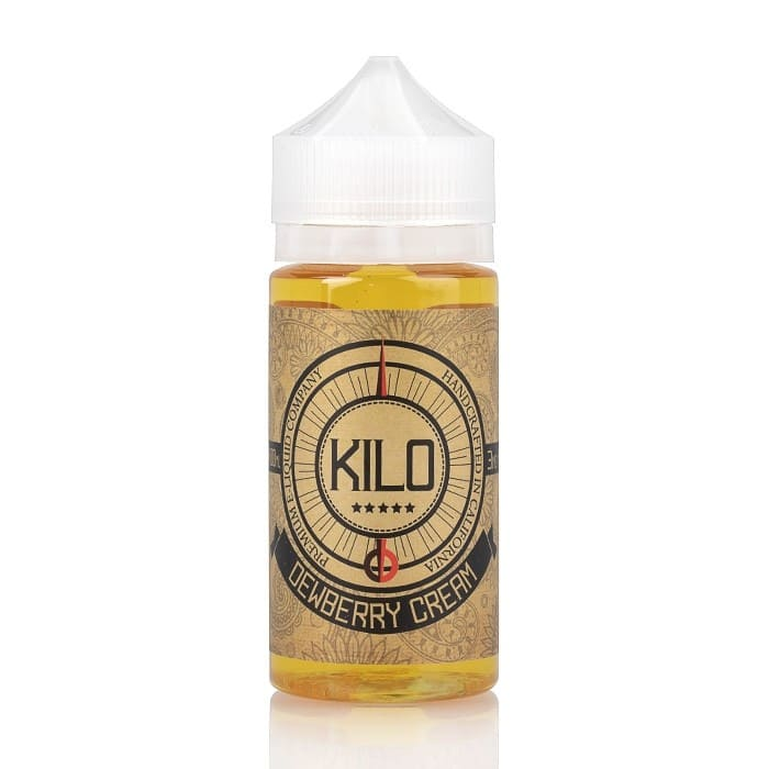 DEWBERRY CREAM - KILO - ORIGINAL SERIES - 100ML - Vapers Dubai