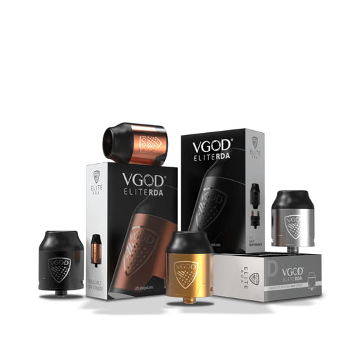 VGOD ELITE RDA - Vapers Dubai