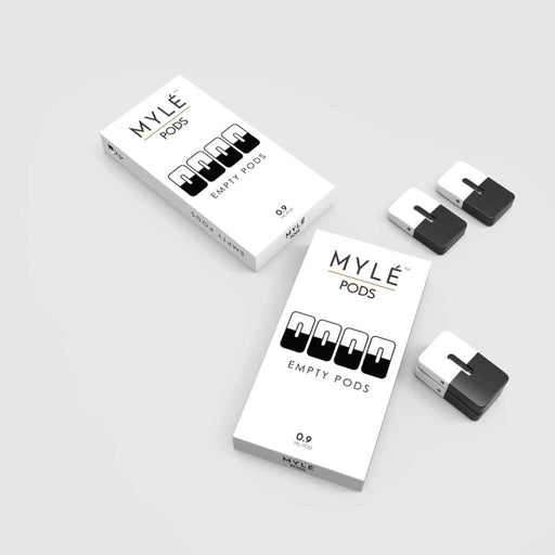 EMPTY PODS BY MYLE - Vapers Dubai