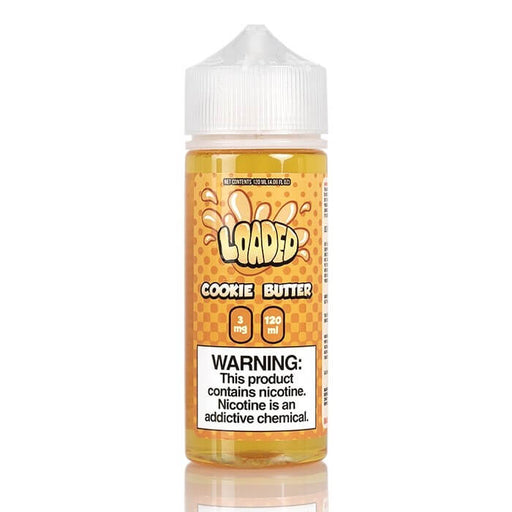 COOKIE BUTTER - LOADED E-LIQUID - 120ML