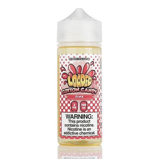 LOADED - RUTHLESS VAPOR - COTTON CANDY - 120ML