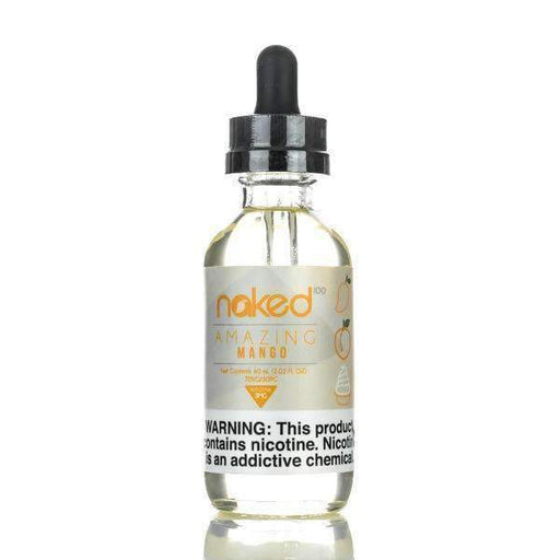 AMAZING MANGO - NAKED 100 - 60ML - Vapers Dubai
