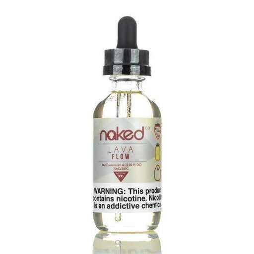 LAVA FLOW - NAKED 100 - 60ML - Vapers Dubai