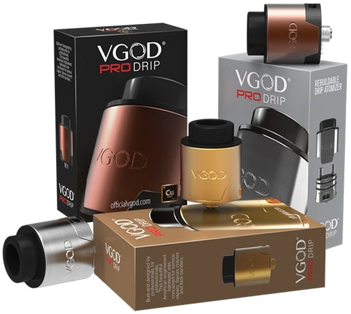 VGOD PRO DRIP RDA - TWO-POST - Vapers Dubai