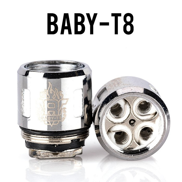 SMOK V8 BABY T8 REPLACEMENT COILS - Vapers Dubai