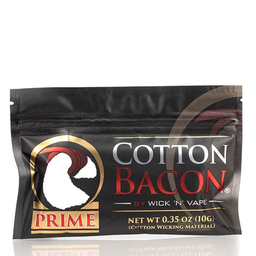 WICK 'N' VAPE ORGANIC COTTON BACON PRIME - Vapers Dubai