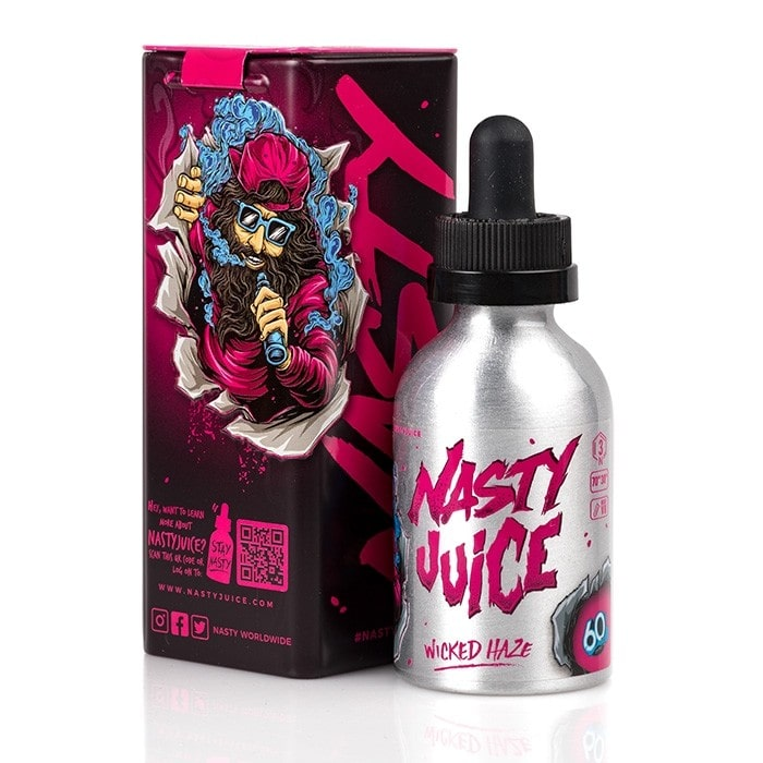 WICKED HAZE - NASTY JUICE E-LIQUID - 60ML - Vapers Dubai
