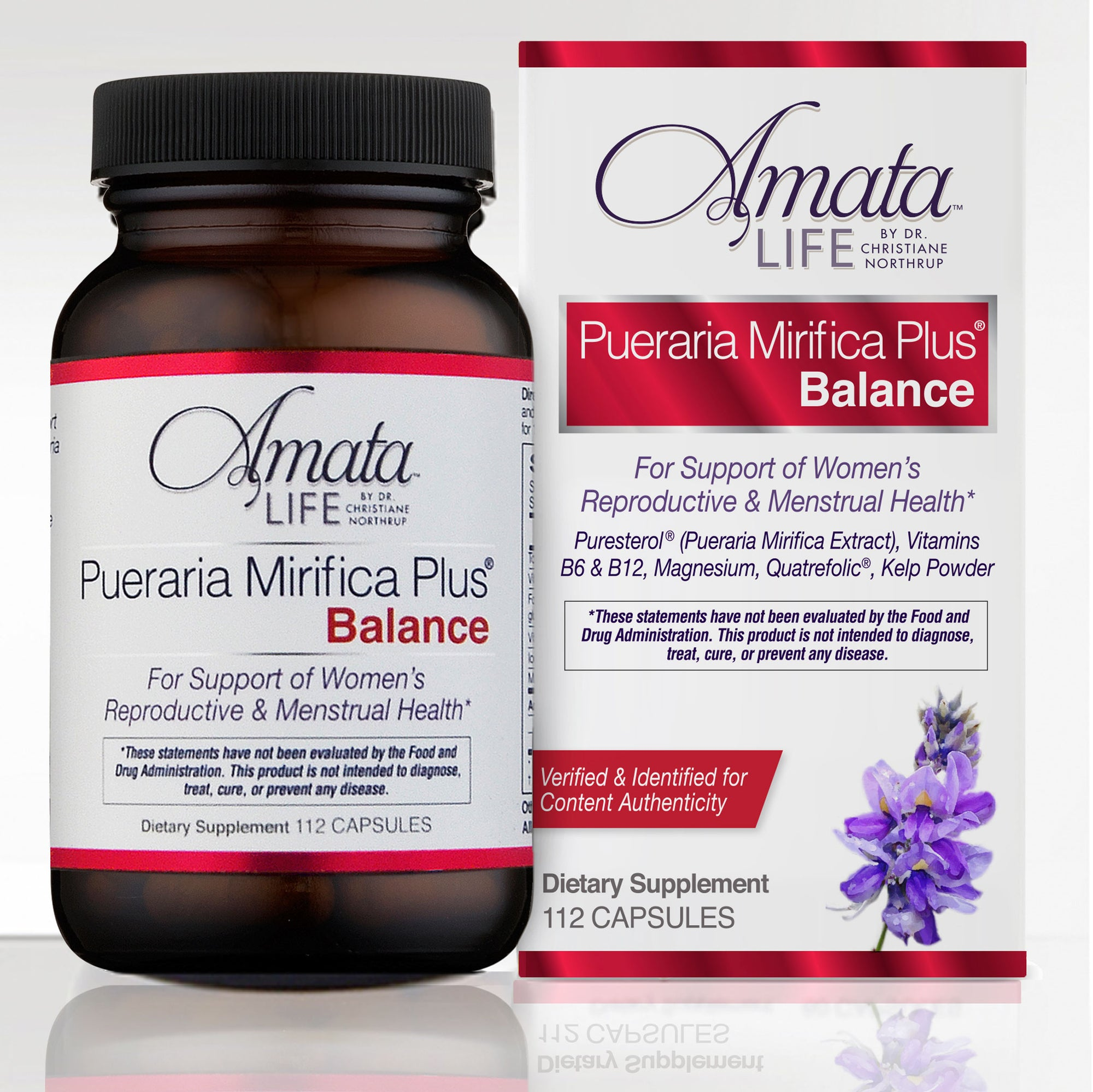 Pueraria Mirifica Plus Balance 4 Mo Supply