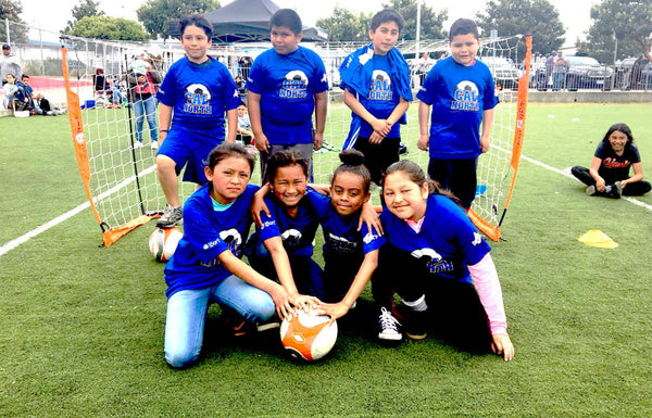 Cal North and PEG Partner to form Start Healthy Soccer Program in 6 California Schools