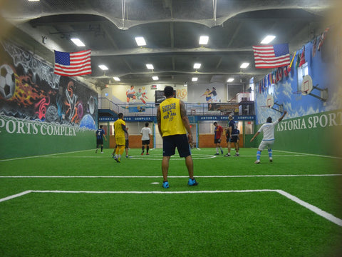 Indoor Soccer Turf