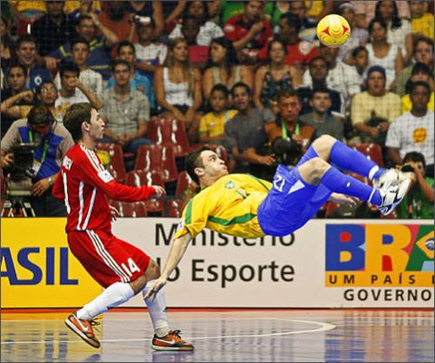 Futsal Bicycle Kick