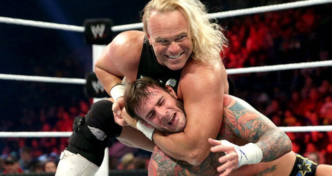 Billy Gunn Headlock