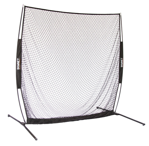 Bownet 8' x 8' Mega Mouth Elite Net