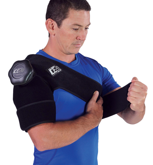 ICE20 Single Shoulder Ice Compression Wrap