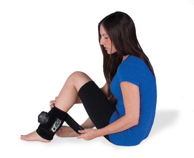 ICE20 Single Ankle Ice Compression Wrap