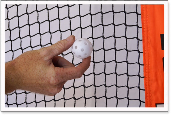 Bownet 7' x 7' Big Mouth Wiffle® Net