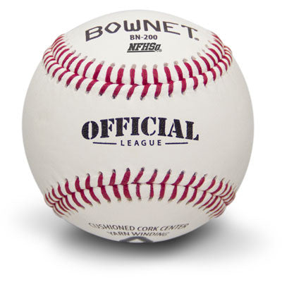 Bownet Baseball Official NFHS® Game Ball (BN-200 NFHS)