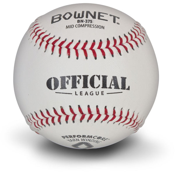 Bownet Baseball Low-Compression PerformCore™ Baseball (BN-375 LC)