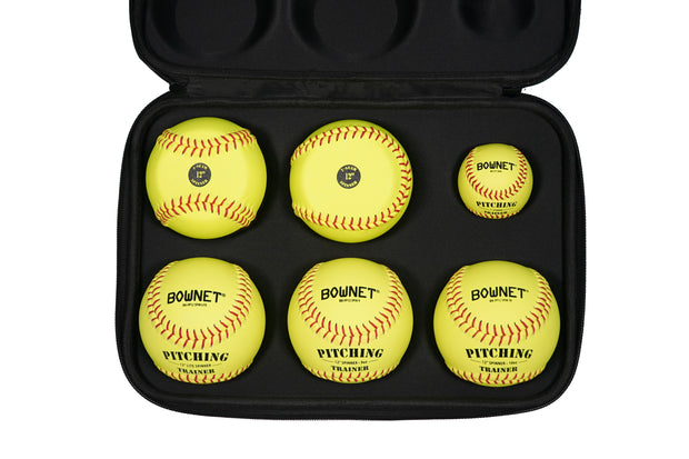Pitch Kit: Ultimate Pitchers Training Balls Kit