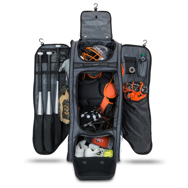 The Commander - The Ultimate Catcher's Bag!