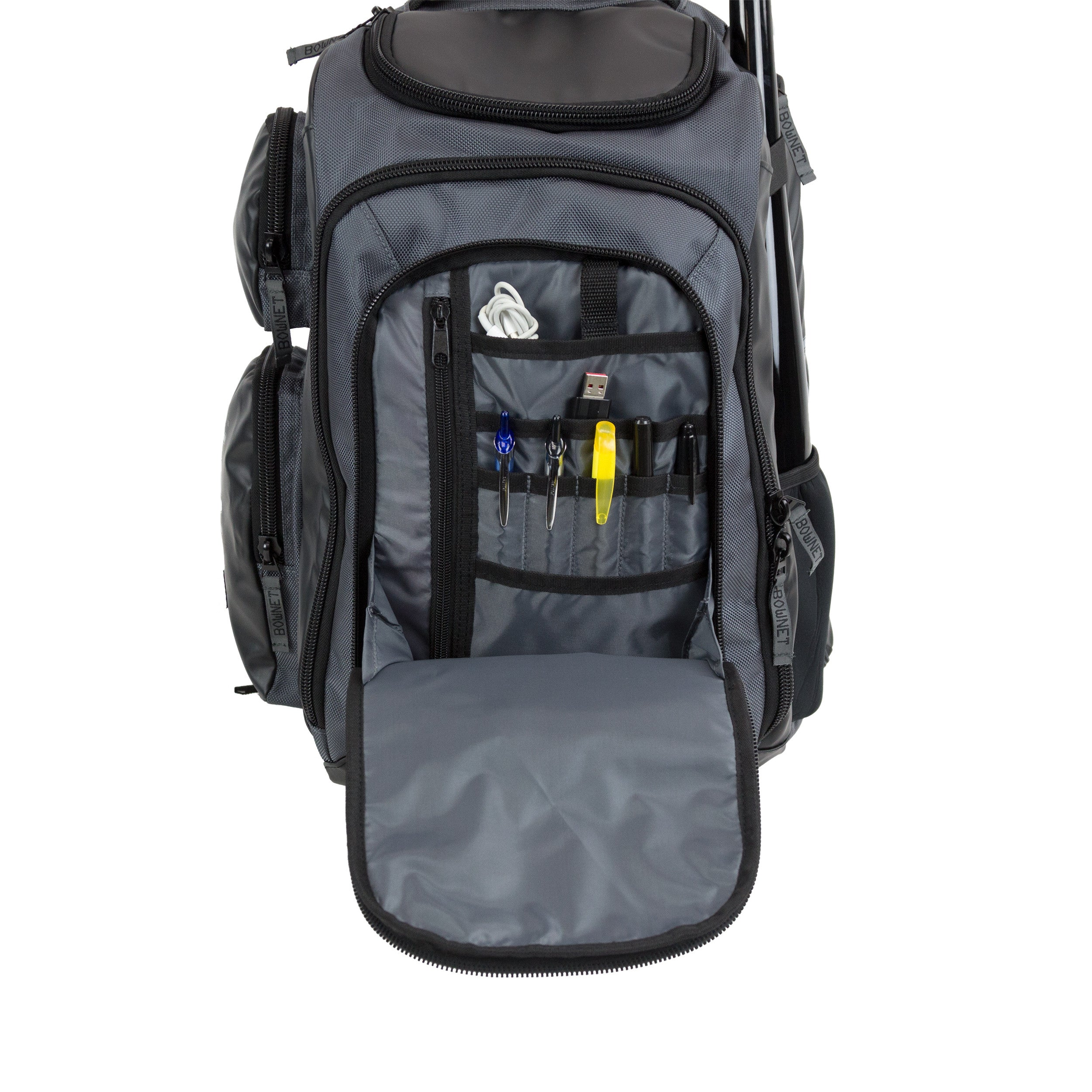 Commando Coaches Backpack Bownet Coach Flight Bag
