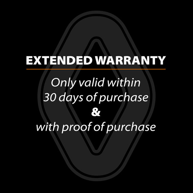 Extended Warranty - QB Fade