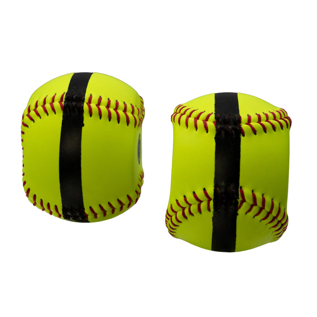 2- Seam Flat Spinner- Pitch Trainer Ball