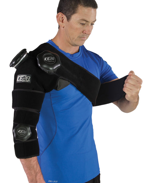 ICE20 Combo Arm Ice Compression Wrap