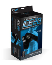 ICE20 Double Shoulder Ice Compression Wrap