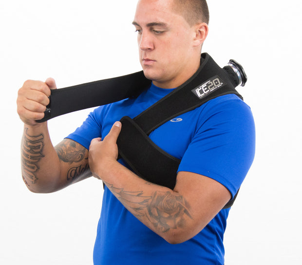 ICE20 Neck/Traps Ice Compression Wrap