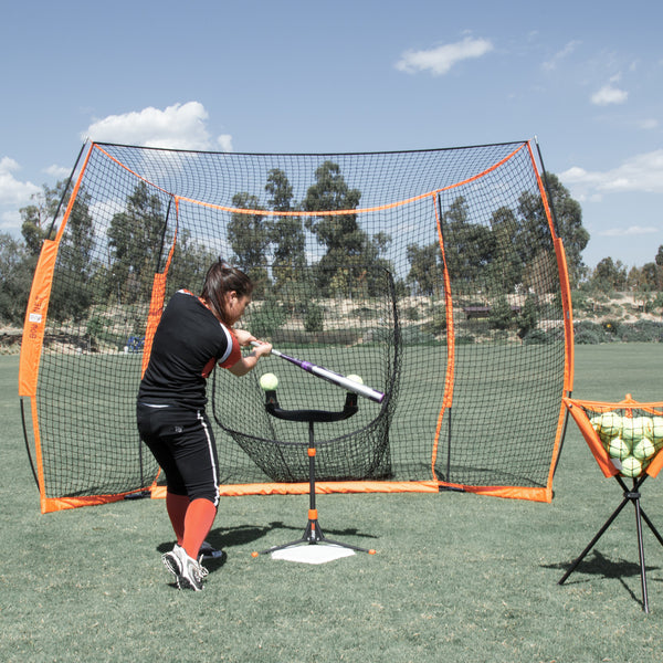 Bownet 12' x 8' Hitting Station