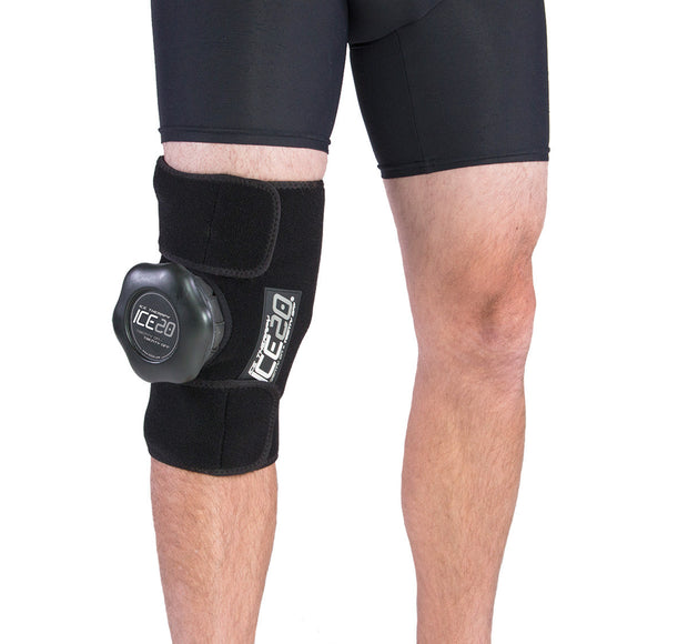 ICE20 Single Knee Ice Compression Wrap