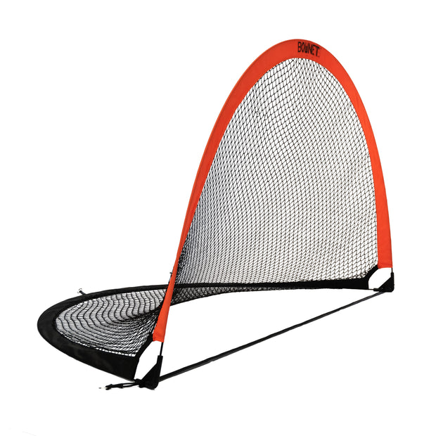 6' Round Pop-Up Soccer Goals