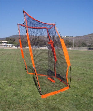 Bownet 17.6' x 9.6' Portable Backstop
