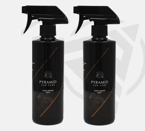 Pyramid Car Care Glass Care Kit