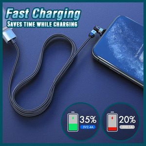 Magnetic 360° Charging Cable