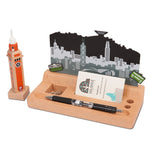 Name card holder - HK landmarks