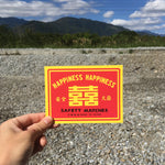 Postcard - Old HK matchbox