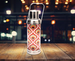 Table lamp - Old HK flask - Arc pattern