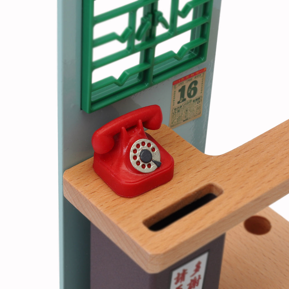 Multifunction memo holder - Old HK cha chaan teng