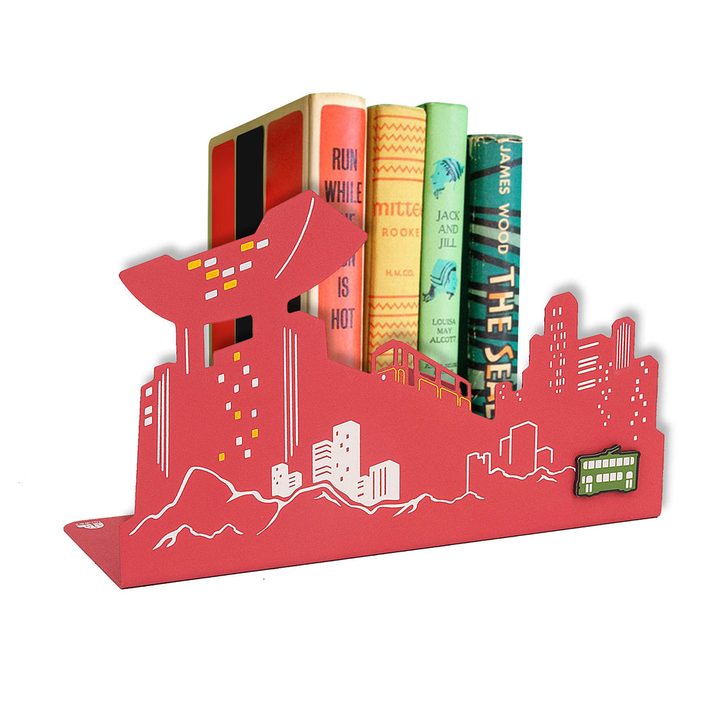 Bookend - HK The Peak