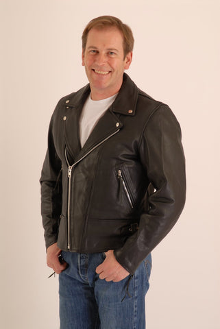 Leather Jacket & Coat (Men's)